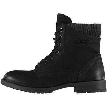 Firetrap Mystic Black  Boots Ladies