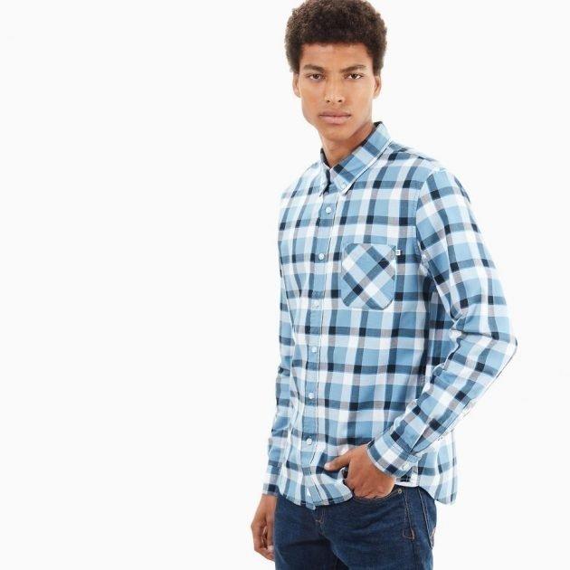 timberland souhegan river shirt for men