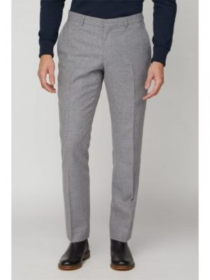 Ben Sherman Cool Grey Tailored Fit Suit Trousers 32r Light Grey loving the sales