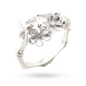 Bill Skinner Bee & Floral Ring - Ring Size Medium loving the sales