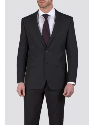 Charcoal Plain Weave Jacket 40s Charcoal loving the sales