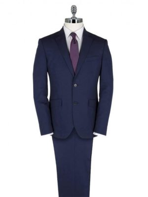 Stvdio Blue Tonic Soft Tailored Suit Jacket 38l Blue loving the sales