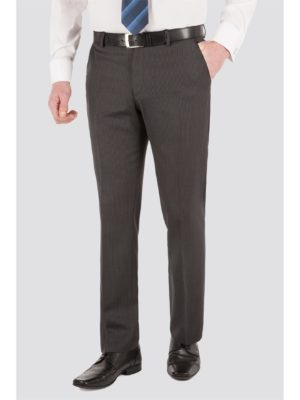 Karl Jackson Grey Narrow Stripe Suit Trouser 32s Grey loving the sales