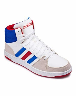 Adidas Hoops Mid Trainers loving the sales