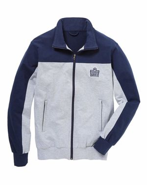 Admiral Style Full Zip Track Top Long loving the sales