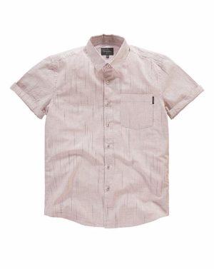 Peter Werth Short Sleeve Stripe Shirt L loving the sales