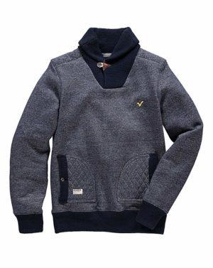 Voi Shawl Neck Sweater loving the sales