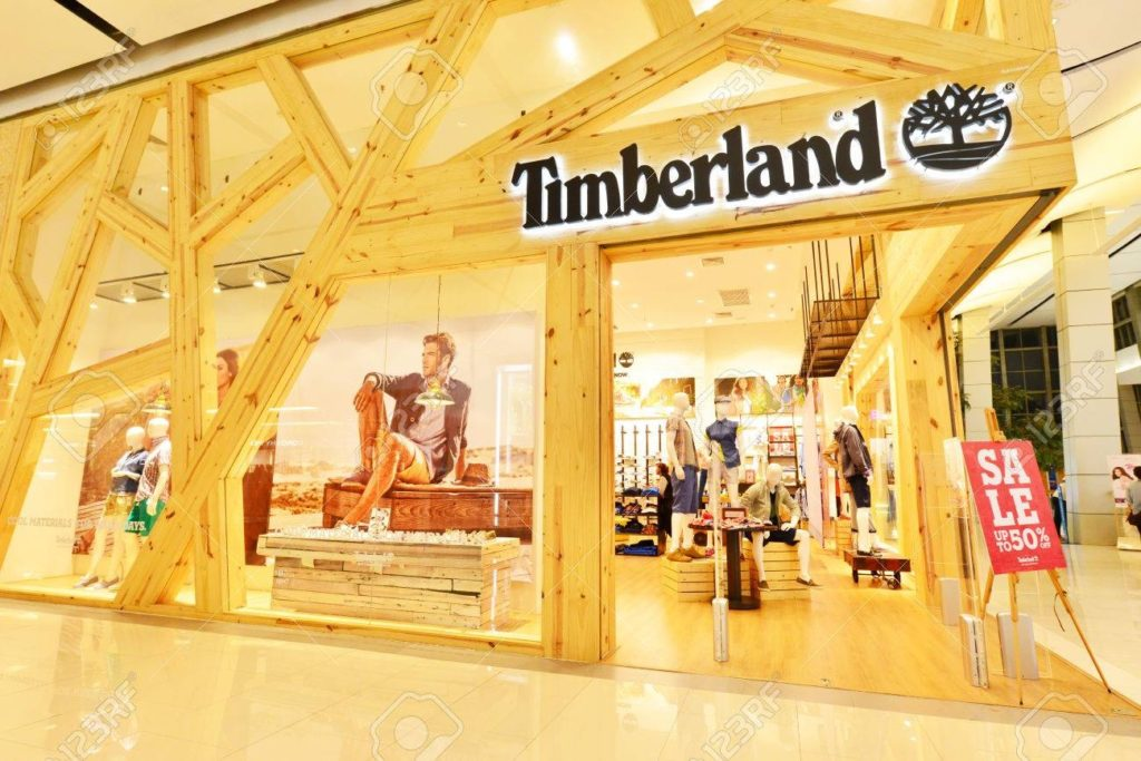 Timberland – Equip people to make a difference in the world