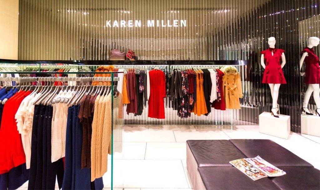 Karen Millen Storefront