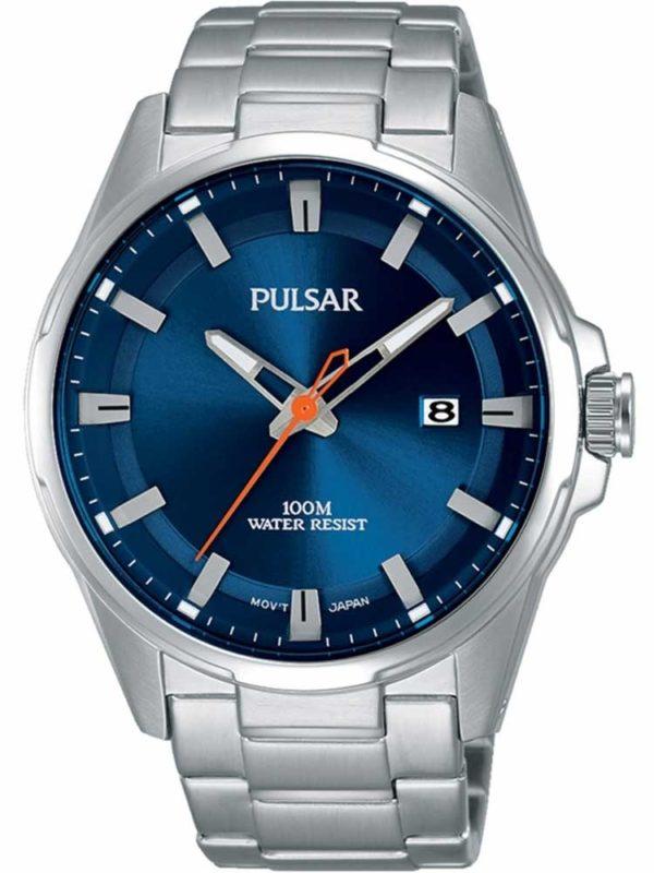 Pulsar Mens Blue Sports Watch Ps9505x1 loving the sales