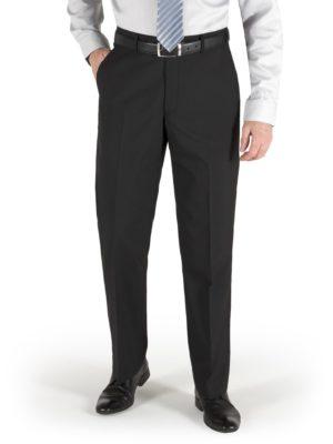 Scott  Taylor Black Premium Suit Trouser 40s Black loving the sales