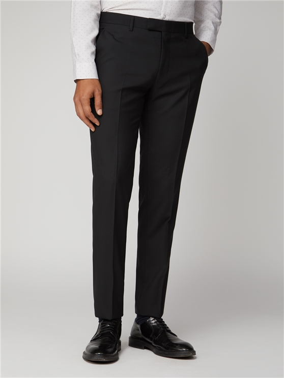 Black Skinny Fit Tonic Suit Trousers | Ben Sherman | Est 1963 loving the sales