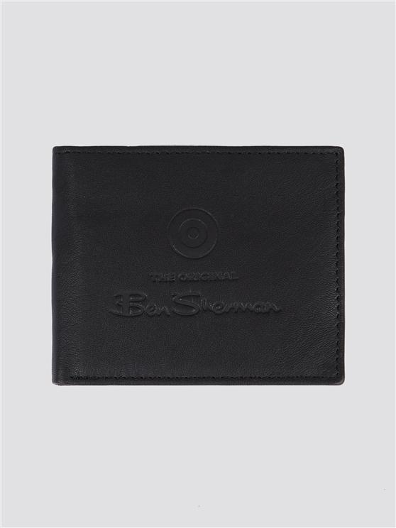 Men's Dack Black Leather Wallet | Ben Sherman | Est 1963 - One Size loving the sales