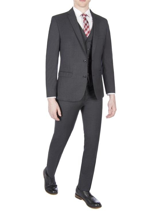 Men's Phantom Twill 3 Piece Camden Suit | Ben Sherman | Est 1963 loving the sales