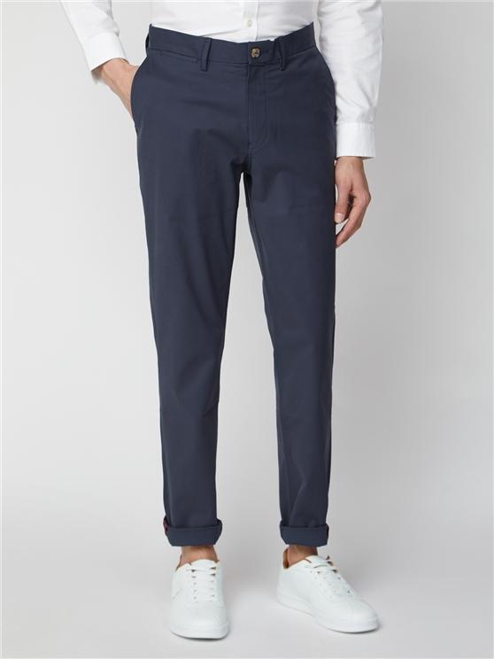 Straight Leg Chino Dark Navy | Ben Sherman - 32s loving the sales