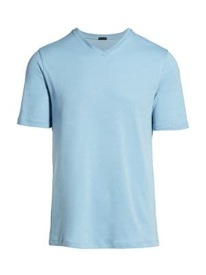 Collection V-Neck T-Shirt loving the sales