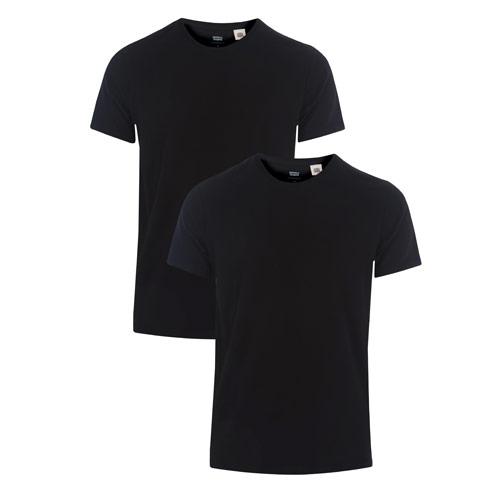 Mens Slim 2 Pack Crew T-Shirts loving the sales