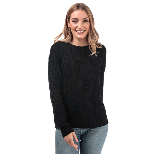 Womens Presley Alpine Cable Knit Jumper loving the sales