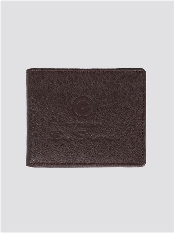 Ben Sherman Brown Leather Wallet | Ben Sherman | Est 1963 - One Size loving the sales