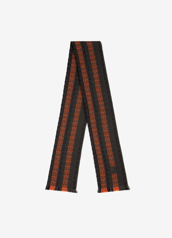 Graphic Pattern Scarf loving the sales