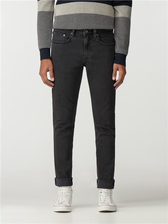 Grey Slim Jean Dark Grey | Ben Sherman - 29r loving the sales