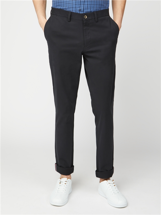 Men's Black Skinny Fit Chinos | Ben Sherman | Est 1963 - 32s loving the sales