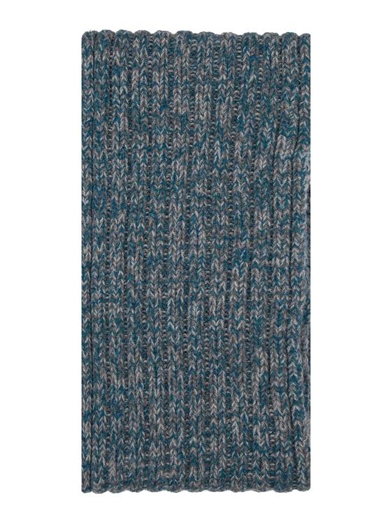 Men's Blue & Grey Textured Wool Scarf | Ben Sherman | Est 1963 - One Size loving the sales