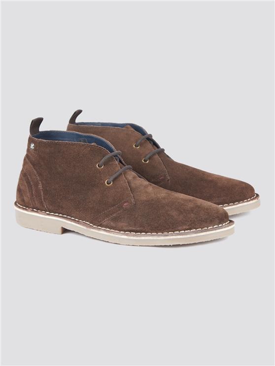 Men's Brown Suede Desert Boots | Ben Sherman | Est 1963 - 9 loving the sales