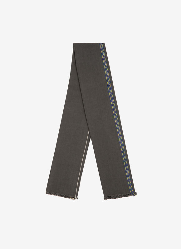 Bally Tape Scarf loving the sales