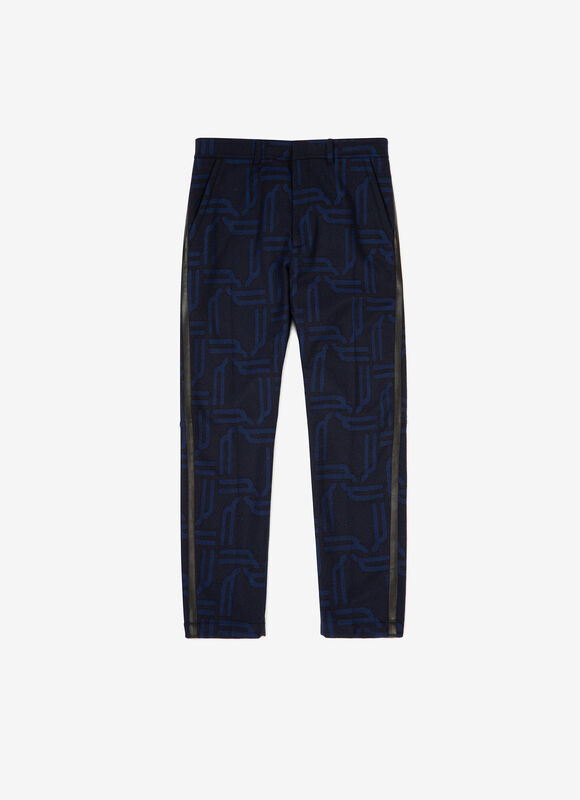 Bally Wing Jacquard Pants loving the sales