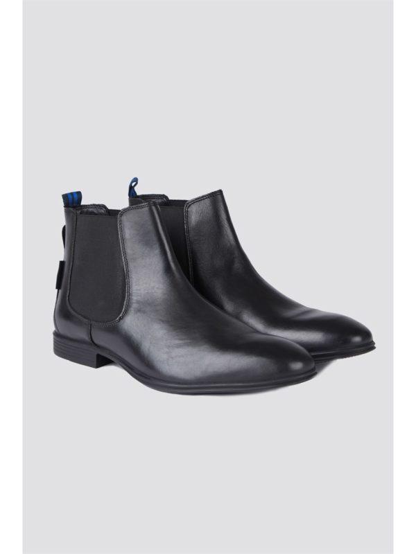 Ben Sherman Chelsea Boot 7 Black loving the sales