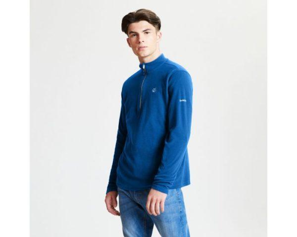 Dare 2b - Men's Freethink Half Zip Lightweight Fleece Oxford Blue loving the sales