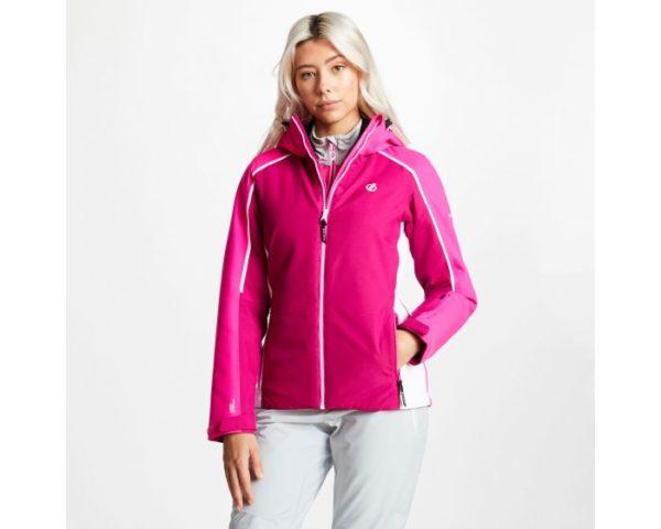 Dare 2b - Women's Comity Ski Jacket Fuchsia Cyber Pink loving the sales