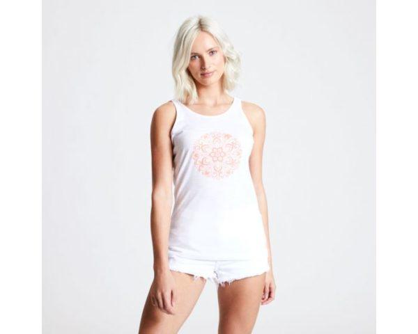 Dare 2b - Women's Free Climb Graphic Vest White loving the sales