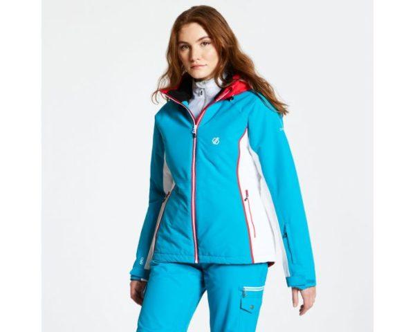 Dare 2b - Women's Thrive Ski Jacket Fresh Water Blue loving the sales
