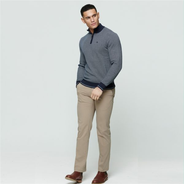 Magee 1866 Beige Callan Washed Tailored Fit Trousers loving the sales