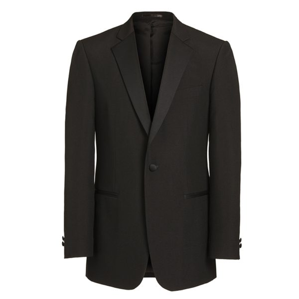 Magee 1866 Black Single Breasted Dinner Suit Jacket loving the sales