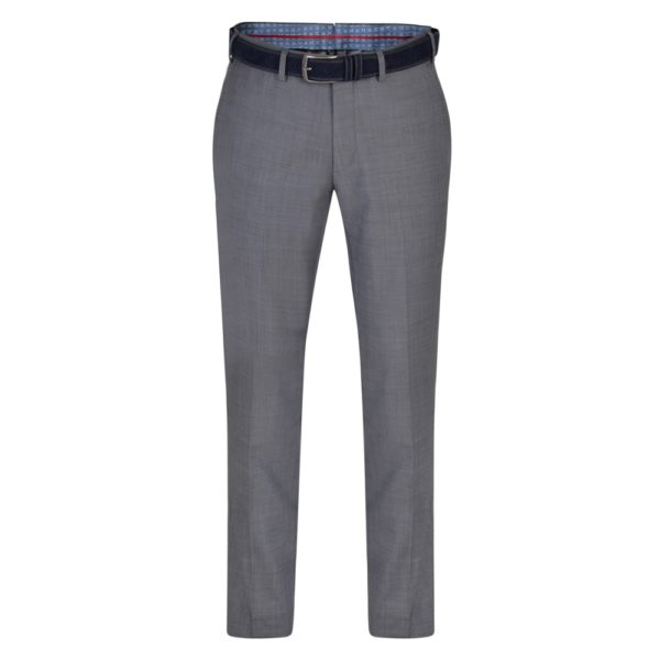Magee 1866 Dark Grey Balloor Classic Fit Trousers loving the sales