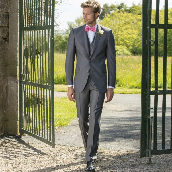 Magee 1866 Grey Mix & Match 3-Piece Tailored Fit Suit Trouser loving the sales