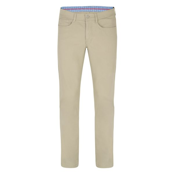 Magee 1866 Safari Green Finver Tailored Fit Trousers loving the sales