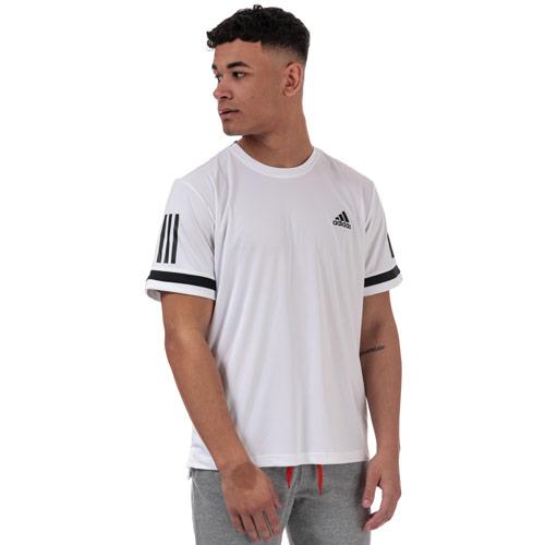 Mens 3-Stripes Club T-Shirt loving the sales