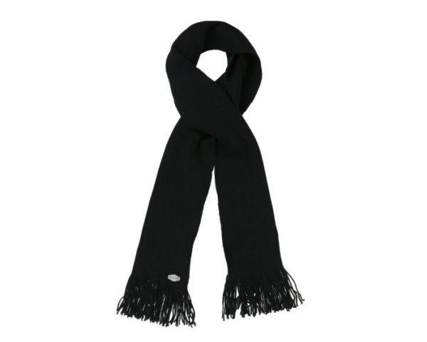 Men's Balton Acrylic Knit Scarf Black loving the sales
