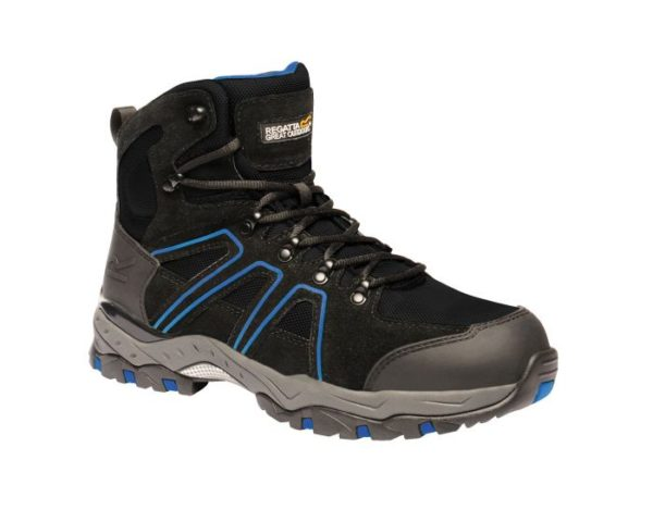 Men's Downburst Steel Toe Safety Boots Black loving the sales