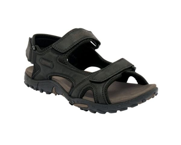 Men's Haris Lightweight Walking Sandals Black loving the sales