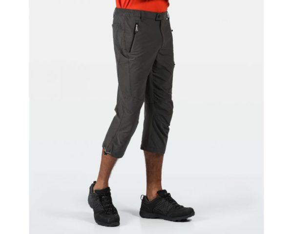Men's Highton Capri Trousers Magnet Grey loving the sales