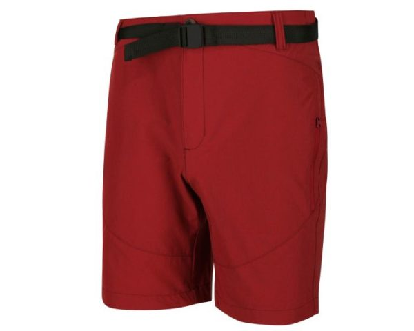 Men's Highton Mid Length Walking Shorts Delhi Red loving the sales