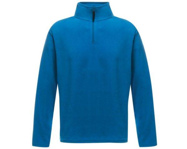 Men's Micro Zip Neck Fleece Oxford Blue loving the sales