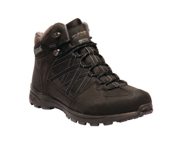 Men's Samaris Ii Waterproof Walking Boots Black Granite loving the sales