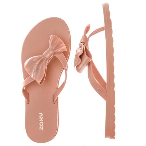 Womens Fresh Seduce Bow Flip Flops loving the sales