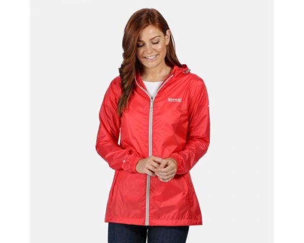 Women's Pack-It Iii Lightweight Waterproof Packaway Walking Jacket Red Sky loving the sales